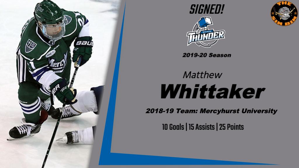 Matthew Whittaker – Wichita
