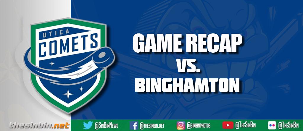 Home vs Binghamton