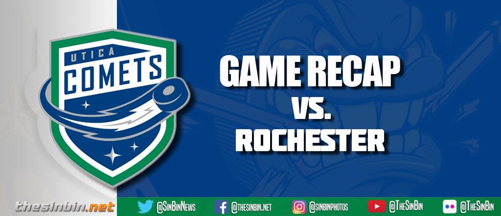 Home vs Rochester