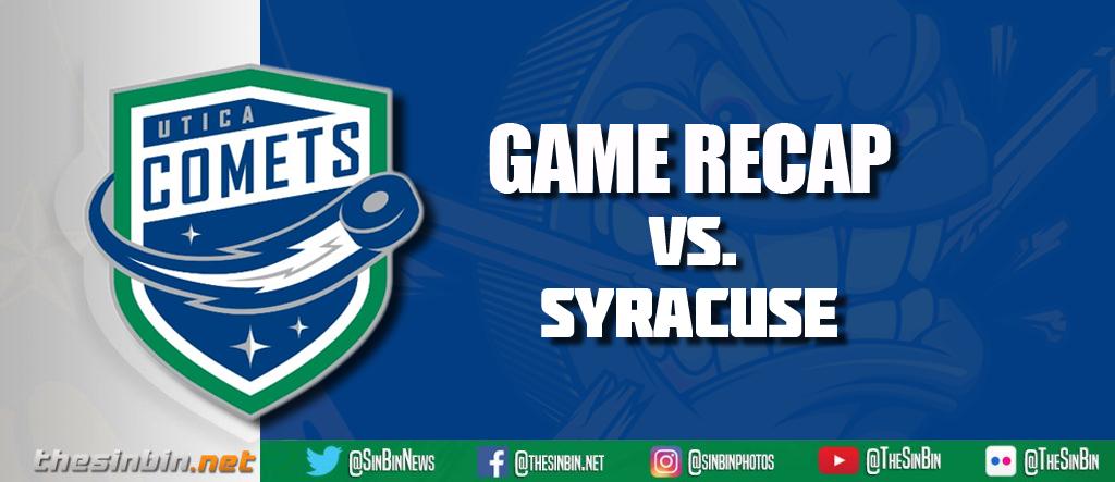 Home vs Syracuse