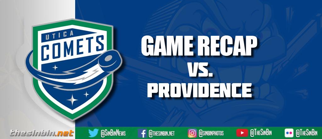 Home vs Providence