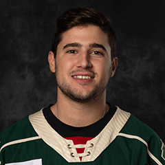 Wild Forward Sam Anas a 'Pure' Hockey Player