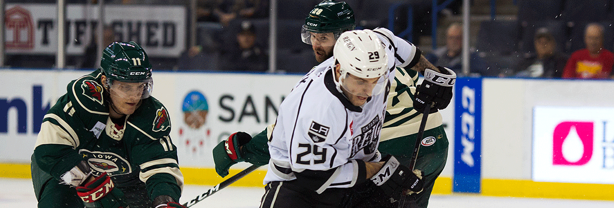 Reign Rally to Complete Comeback, Down Wild