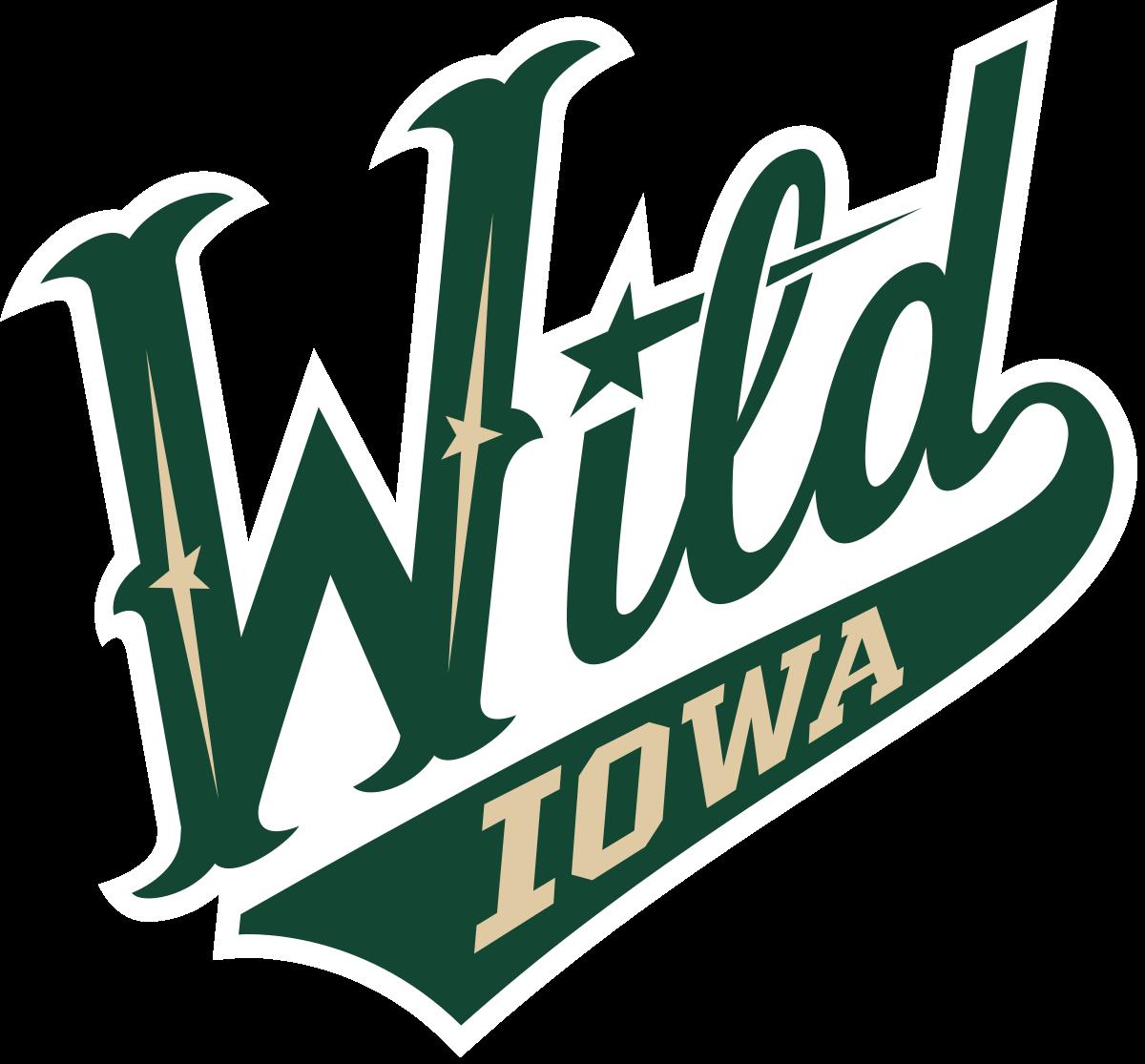 Iowa Wild Logo