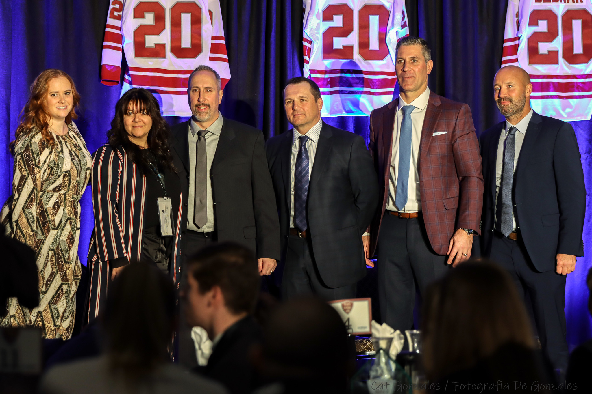 ECHL Hall of Fame Induction