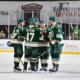 Wild Stave Off Comeback to Down Moose
