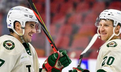 Anas, Kahkonen, Menell, Mayhew Named to AHL All-Star Team