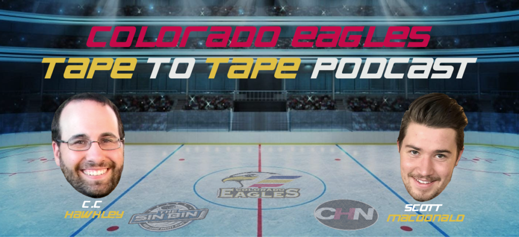 Colorado Eagles: Tape to Tape Podcast