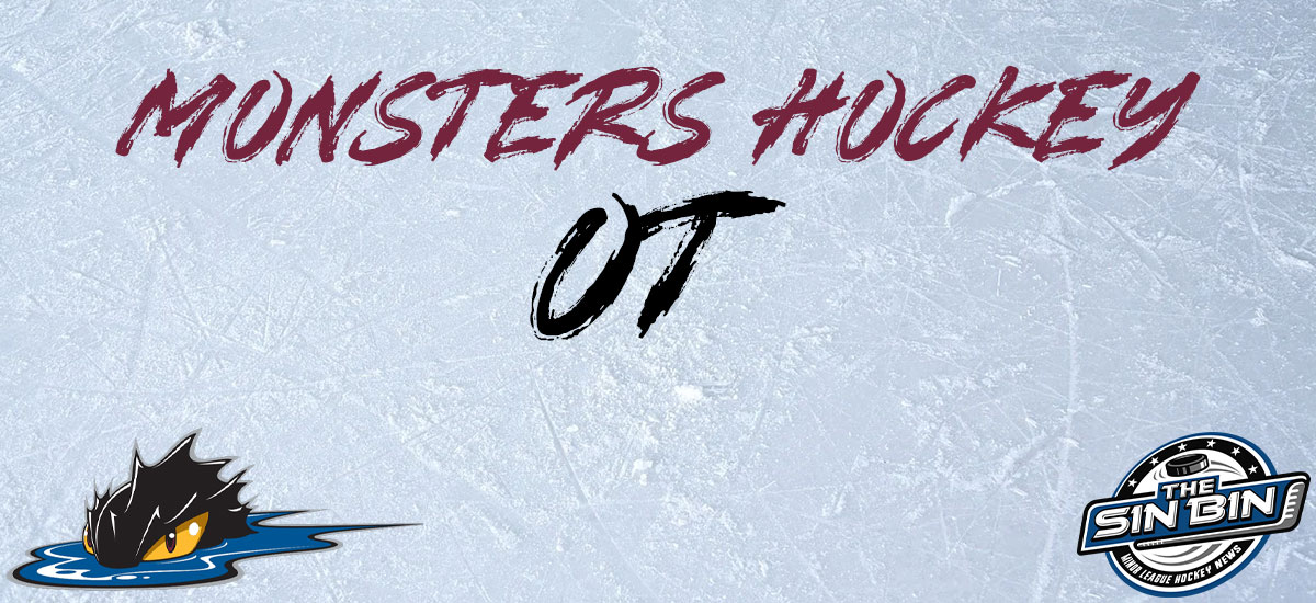 Monsters Hockey OT