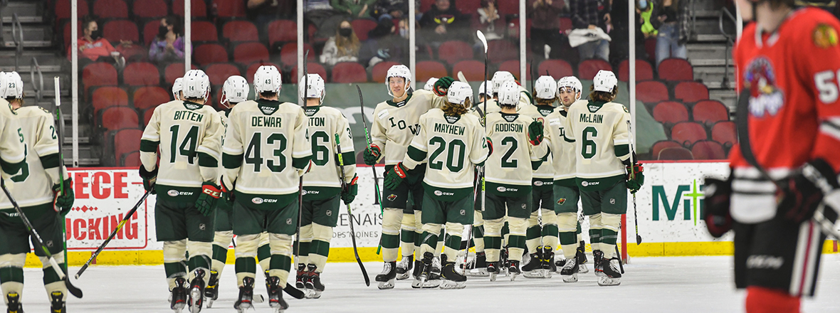 Boldy Leads Wild Rally Past IceHogs