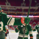 Wild Rally Falls Short, Lose in Overtime to Wolves