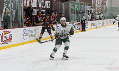 Wolves Continue Domination of Wild with 4-1 Victory
