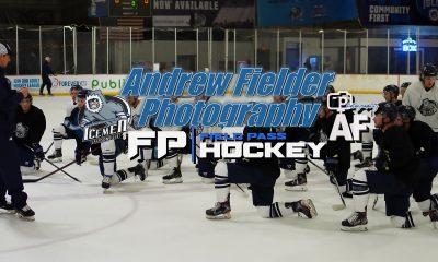 Andrew Fielder for Field Pass Hockey